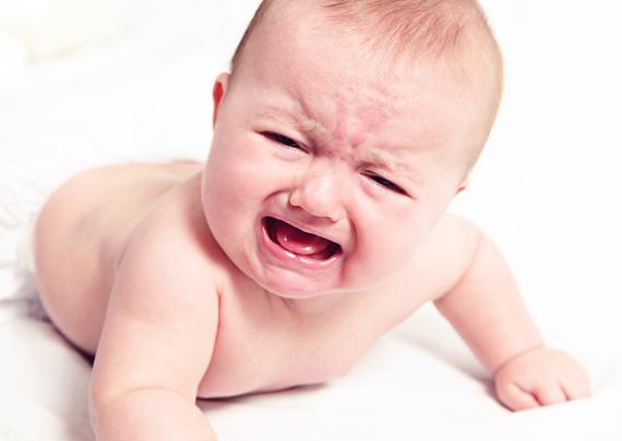 pianto dei neonati