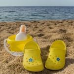 crema solare per bambini