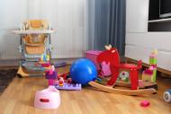 la stanza del bambino