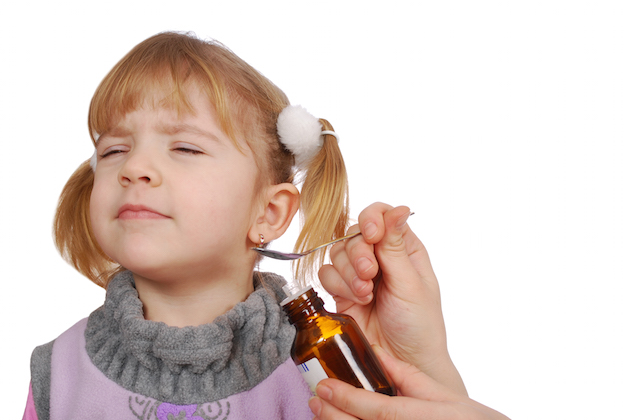 medicine al bambino