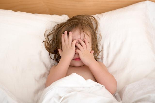 terrore notturno bambini