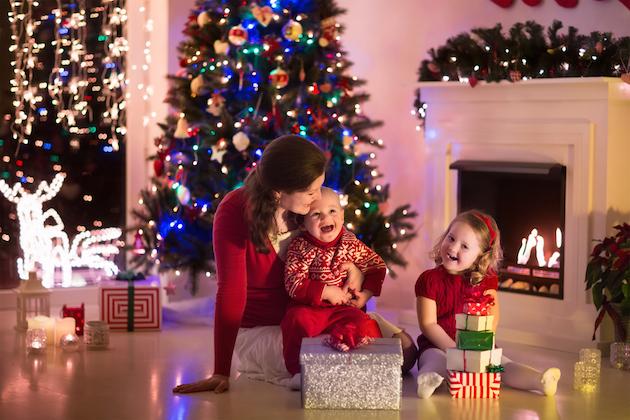 Foto Di Natale Neonati.Natale Con Neonato 5 Consiglio Per Organizzare Le Feste