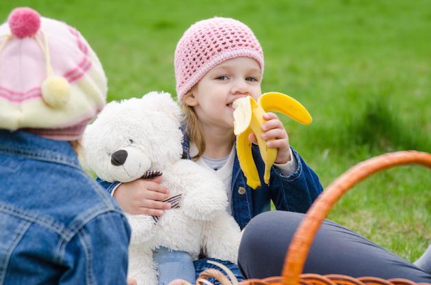 scelte alimentari bambino