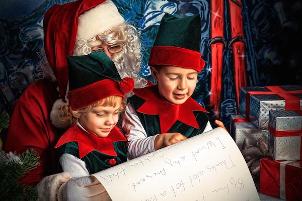 Fiabe e leggende di Natale