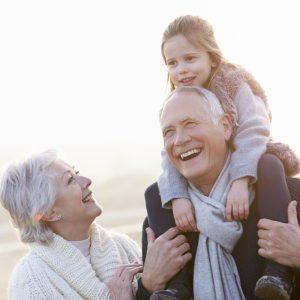 Come gestire i nonni babysitter