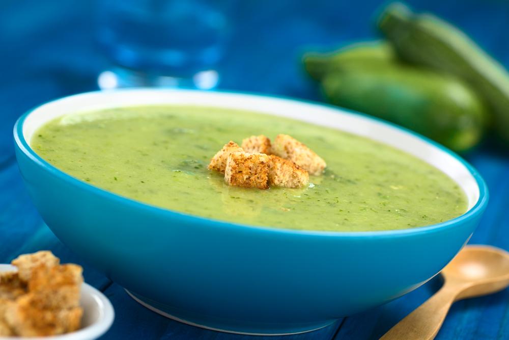 Ricette per bambini svezzamento la vellutata di zucchine for Ricette bambini