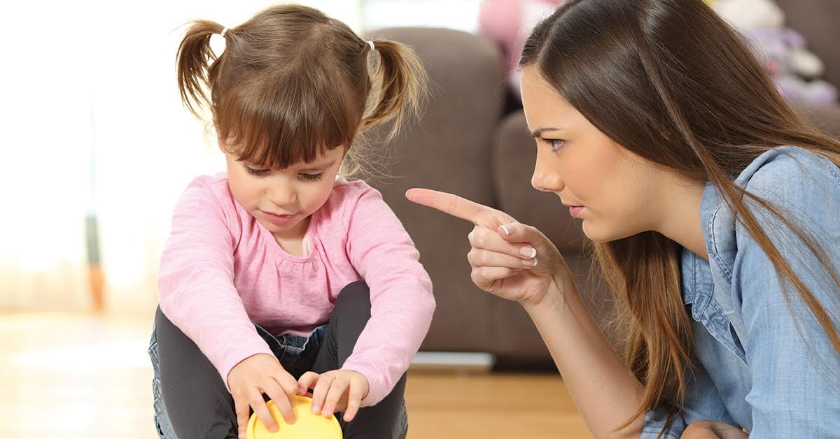 gestire capricci bambini